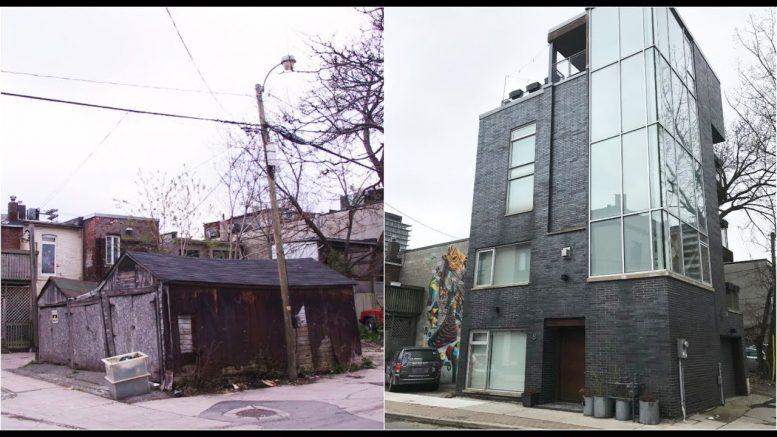 Toronto couple transforms old garage into this multi-million dollar home 1