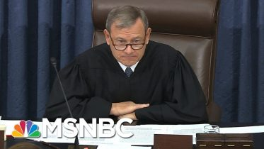 Jason Johnson: History Will Look Shamefully On Justice Roberts | The 11th Hour | MSNBC 6