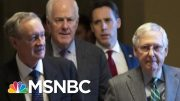 Why It's Possible Impeachment Could Be Over By Friday | Morning Joe | MSNBC 5