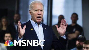 Joe Biden Responds To New Republican Attacks | Morning Joe | MSNBC 10