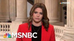 Kasie Hunt: 'This Senate Has No John McCain' | MSNBC 5