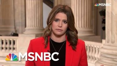 Kasie Hunt: 'This Senate Has No John McCain' | MSNBC 6