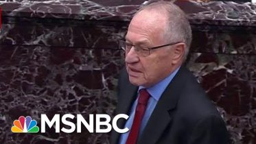 President Donald Trump's Defense Team Follows Familiar Strategy Of Denial | MSNBC 1