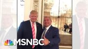 Video Appears To Show Trump Taking Mar-a-Lago Photo With Parnas | Rachel Maddow | MSNBC 4