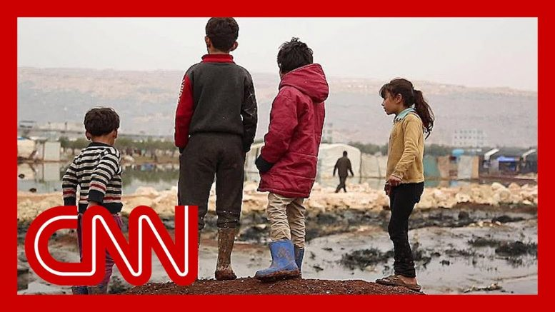 Millions of Syrian children deprived of basic rights by war 1