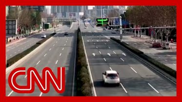 Wuhan streets described as 'eerie.' See what they look like now 6