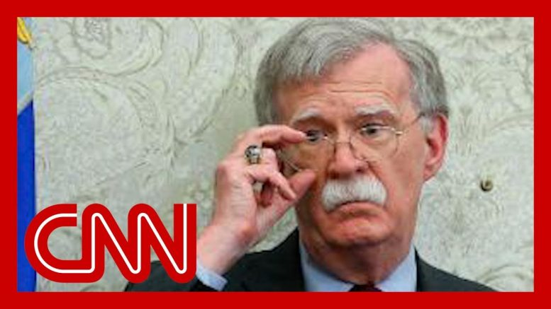 NYT: Bolton book says Trump directed him to help with Ukraine pressure 1
