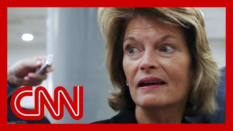Sen. Lisa Murkowski to vote 'no' on witnesses in Trump's impeachment trial 1