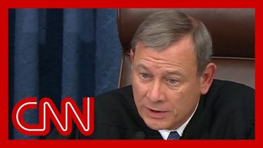 Chief Justice John Roberts reveals what he would've done with tie vote 6