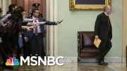 Sen. Alexander A No, Sen. Collins A Yes On Trump Trial Witnesses | The 11th Hour | MSNBC 5