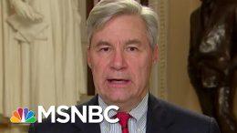 McConnell Keeps GOP In Line With Dark Money War Chest: Whitehouse   Rachel Maddow   MSNBC 6