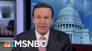 Acquittal Would Leave An 'Enormous Stain' On The Senate, Says Senator | Morning Joe | MSNBC 4