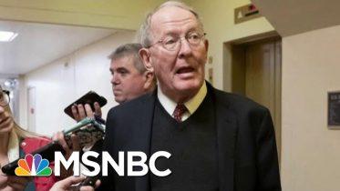 Sen. Lamar Alexander Makes 'Preposterous' Statement About Impeachment | Morning Joe | MSNBC 6