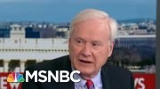 Chris Matthews: Trump Plays 'School Yard Nasty' In Impeachment Trial | MSNBC 3