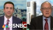 'Radical': See Alan Dershowitz Respond To Criticism From White House Lawyers | MSNBC 4