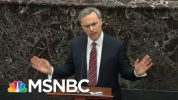 Trump Team Lawyer Cipollone Was Involved In Early Ukraine Pressure Campaign, Bolton Alleges | MSNBC 1