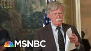 Johnson: Bolton Leaks 'Disgust Me,' Show He Won't Tell The Truth Until You Can Buy His Book | MSNBC 5
