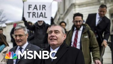 Lev Parnas Lawyer Details Testimony In Letter To Mitch McConnell, Names Names | MSNBC 6