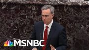 Senate Rejects Amendment To Require Chief Justice Roberts To Rule On Motions   All In   MSNBC 5