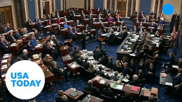 Senate defeats motion to call witnesses in Donald Trump's impeachment trial | USA TODAY 10