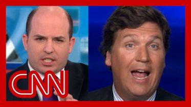Tucker Carlson just burst propaganda bubble on Fox - Brian Stelter 6