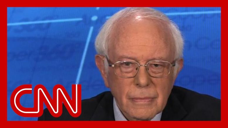 Bernie Sanders: Trump administration hasn't a clue about what it's doing 1