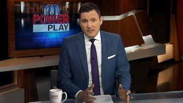 CTV News' Evan Solomon hosts first episode of Power Play 1
