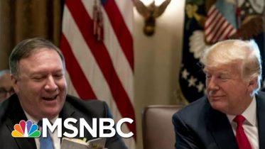 Mike Pompeo Urged Trump To Kill Gen. Qassem Soleimani: Report   Morning Joe   MSNBC 6
