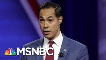 Julián Castro Endorses Elizabeth Warren | Velshi & Ruhle | MSNBC 6