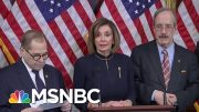 House To Vote On War Powers Resolution To Limit Trump's Military Actions | Hallie Jackson | MSNBC 5