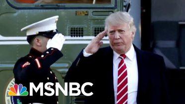 President Donald Trump Threatens To Strike Iranian Cultural Sites   Deadline   MSNBC 10