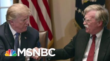 'Drug Deal' Witness Puts Impeachment Trial Heat On GOP: Trump 'Cover Up' If Blocked | MSNBC 5