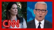 Anderson Cooper responds to press secretary's accusation 4