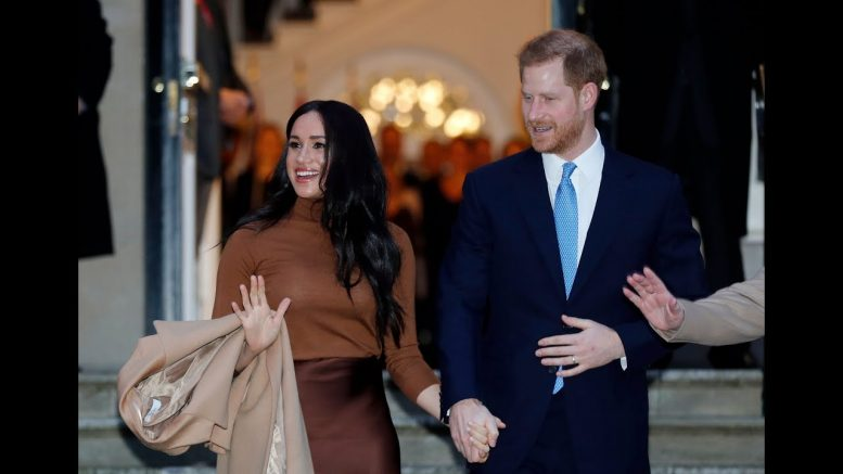 Duke and Duchess of Sussex officially thank Canada after B.C. vacation 1