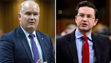 Pierre Poilievre and Erin O'Toole will run for Conservative leadership 6