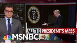 Chris Hayes: This Is A Worst-Case Scenario | All In | MSNBC 4