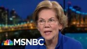 Warren: Trump Embodies The Corruption He Campaigned Against In 2016 | Rachel Maddow | MSNBC 3