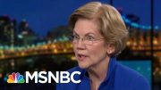 Warren: Trump Inability To Get Story Straight On Iran Shows His Real Motives | Rachel Maddow | MSNBC 5