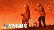 Devastating Wildfires Continue To Ravage Australia | The 11th Hour | MSNBC 4