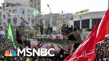 Lawmakers Demanding Answers From Trump On Soleimani Assassination | The 11th Hour | MSNBC 6
