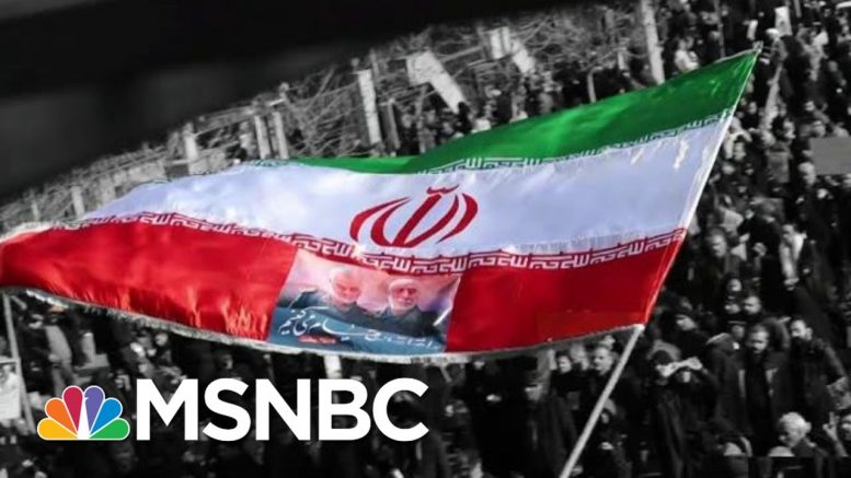 'Cyberattacks' And 'Lethal Action'? How Iran Could Strike Back | The 11th Hour | MSNBC 1