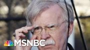 Republicans Divided On Possibility Of Bolton Testimony | Morning Joe | MSNBC 4