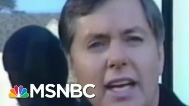 Lindsey Graham Felt Different About Witnesses In 1999 | Morning Joe | MSNBC 6