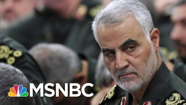 US Prepares For Potential Iran Retaliation | MTP Daily | MSNBC 1