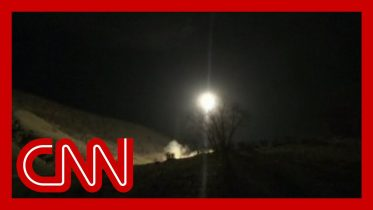 Video appears to show Iranian missiles fired into Iraq bases 10