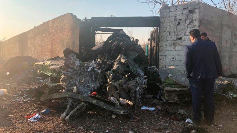 63 Canadians killed in Iran plane crash in Iran 1