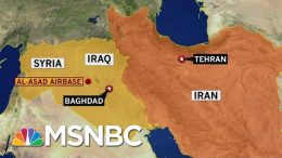 Iranian State TV: Ayatollah Khamenei Coordinating Attacks On U.S. Forces In Iraq | All In | MSNBC 5