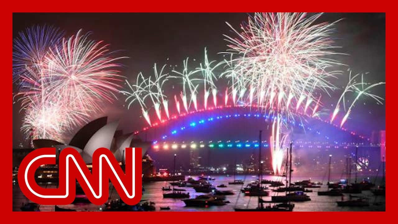 See New Year's Eve celebrations around the world 1