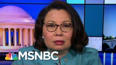 Tammy Duckworth Alarmed At Breakdown Of Pentagon Processes Under Trump | Rachel Maddow | MSNBC 6