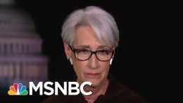 Wendy Sherman On The Intent And Impact Of Trump's Tweet | The Last Word | MSNBC 1